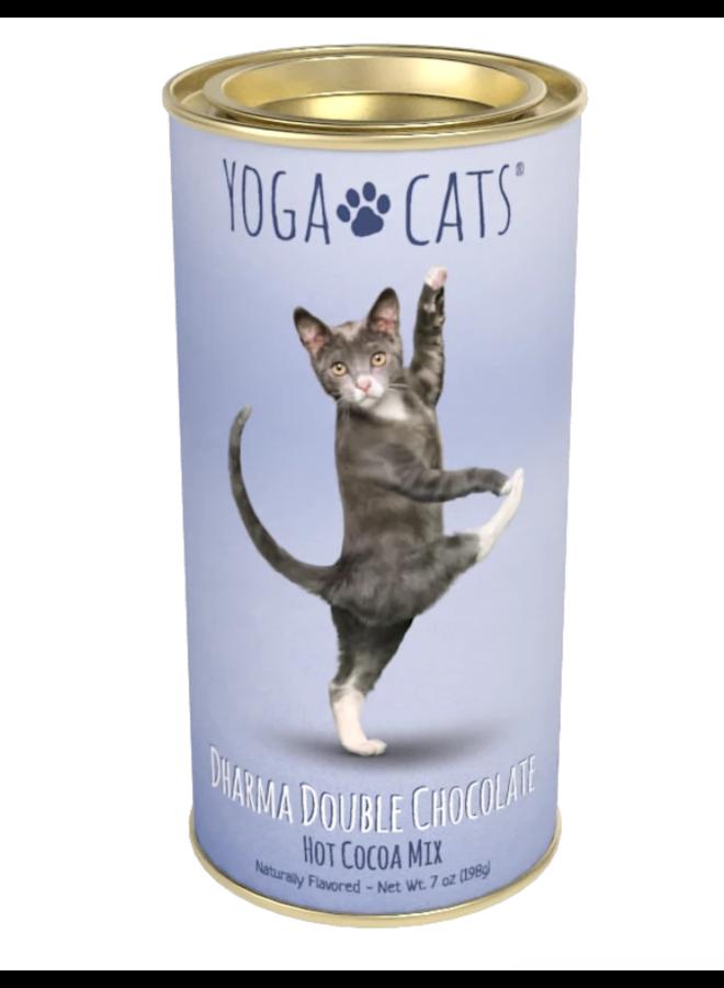 Yoga Cats - Dharma Double Hot Chocolate