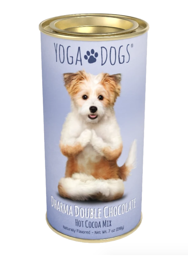 Yoga Dogs - Dharma Double Hot Chocolate