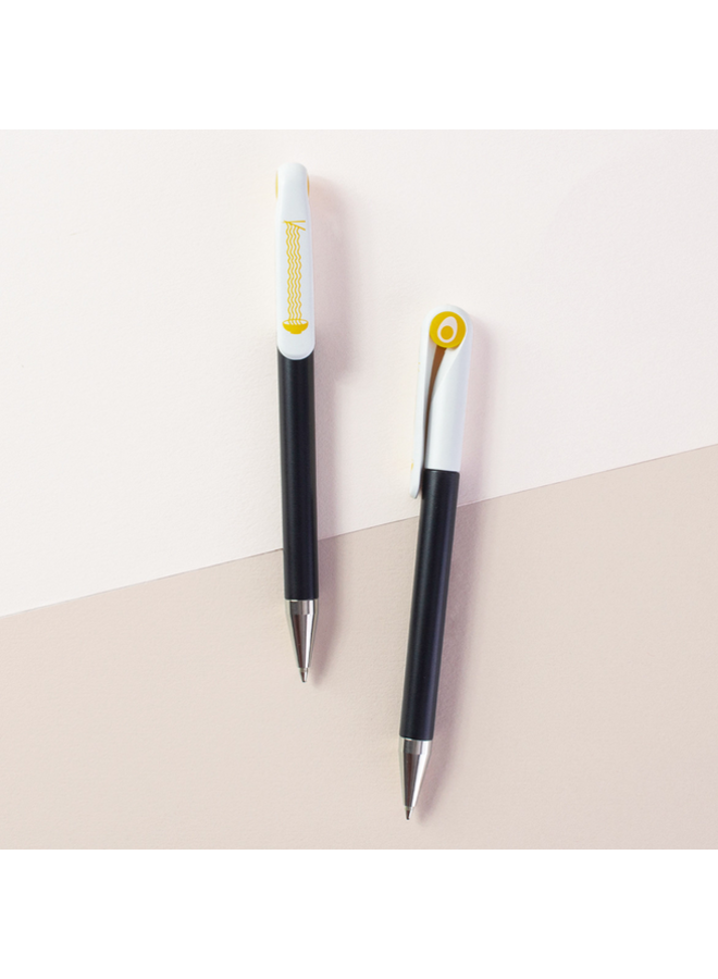 Ramen 7 Year Pen