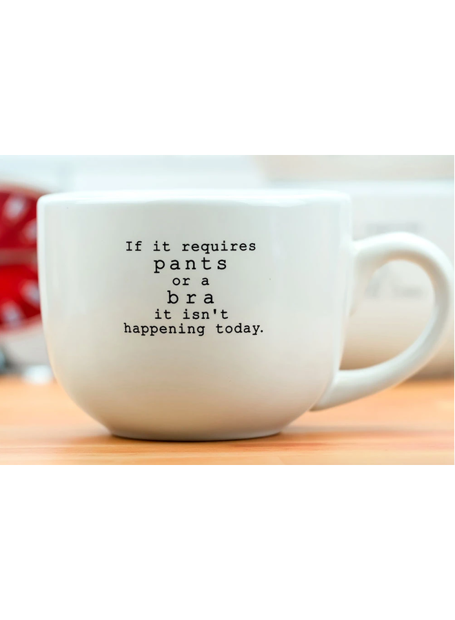 Bra/Pants Mug
