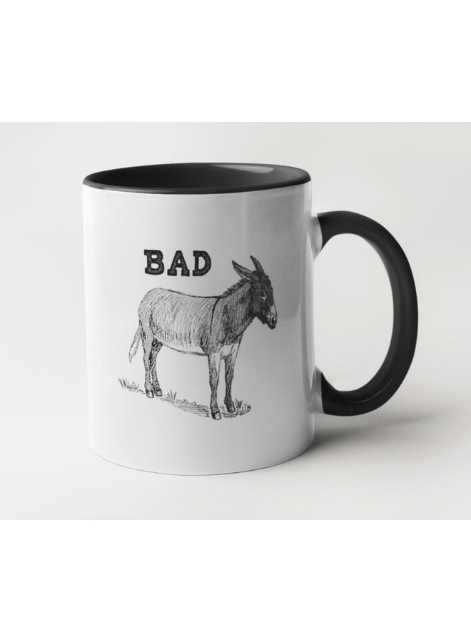 Bad Ass Coffee Mug
