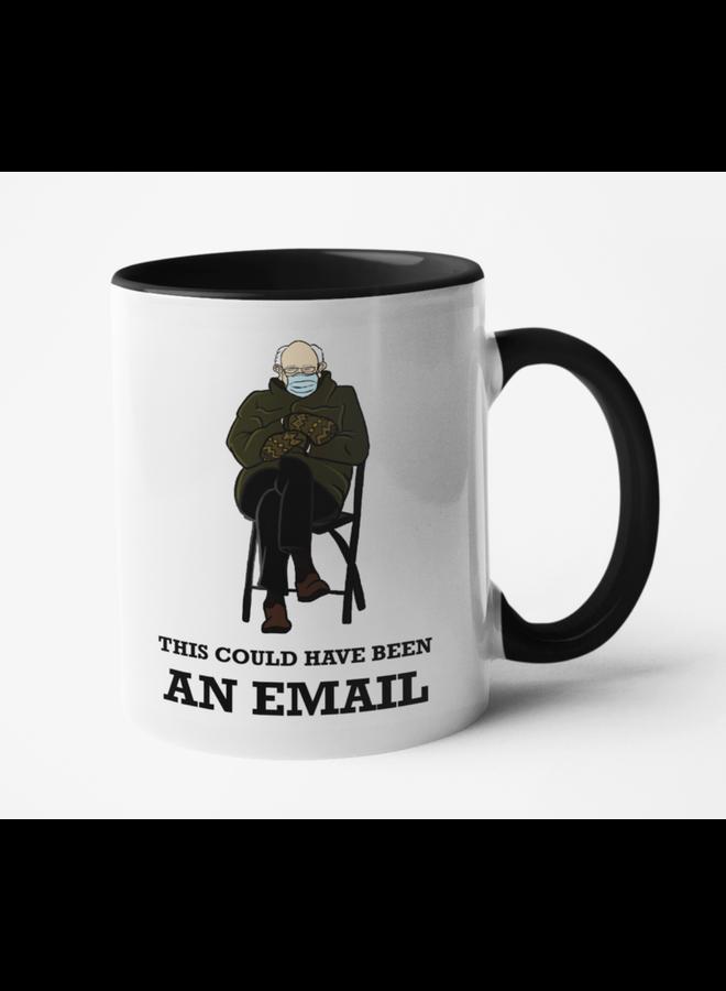 Bernie Sanders Inauguration Mug