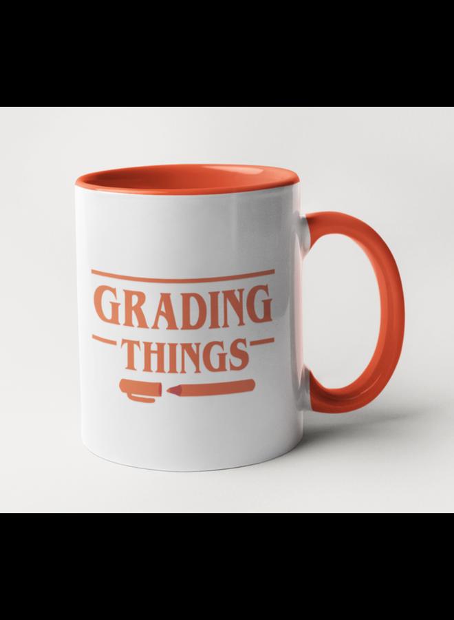Grading Things Mug