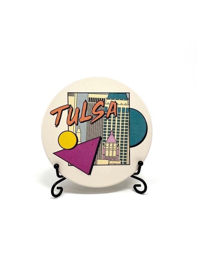 90s Tulsa Coaster