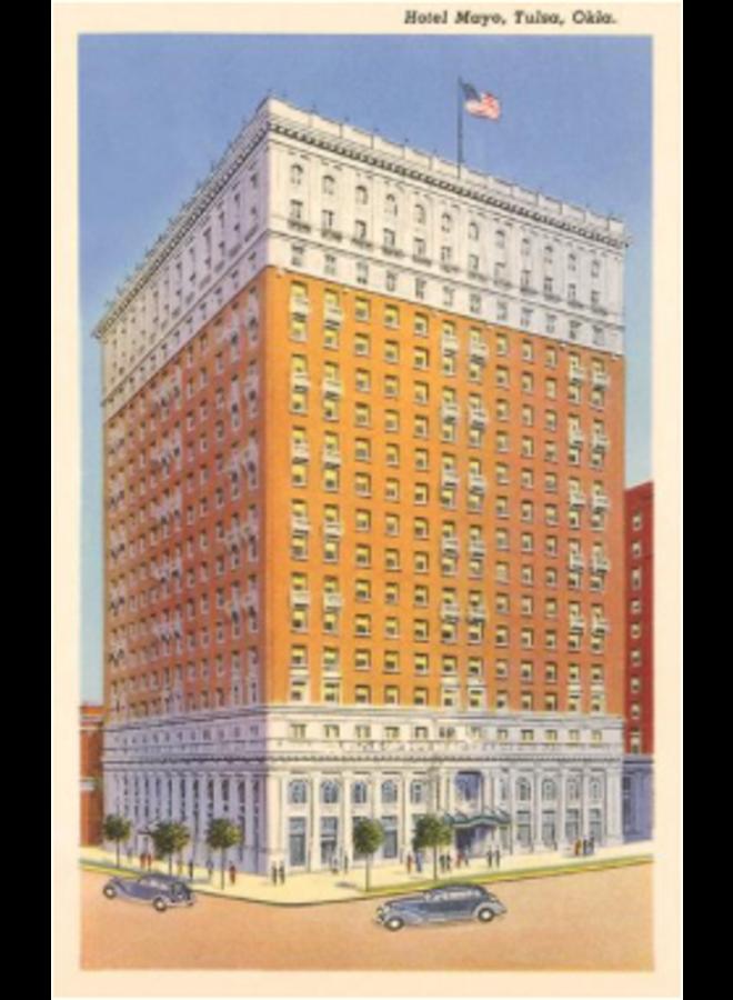 Hotel Mayo Tulsa Postcard