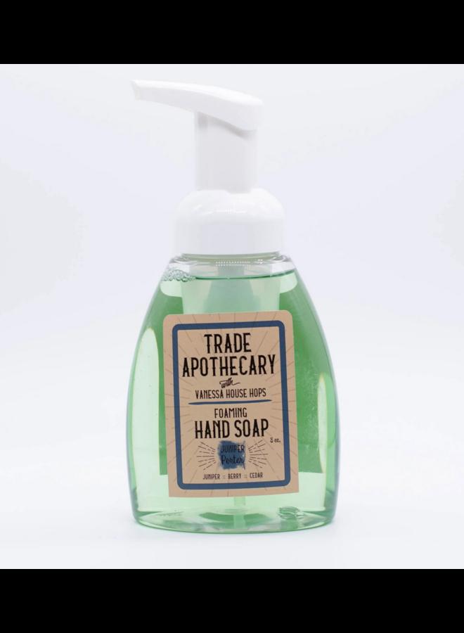 Juniper Porter Foaming Hand Soap