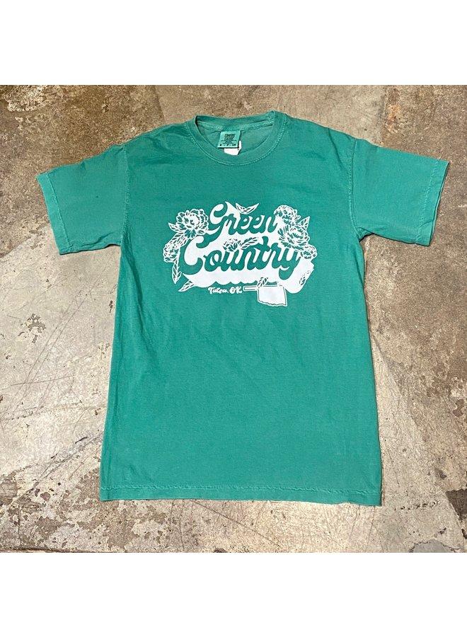Green Country Tshirt