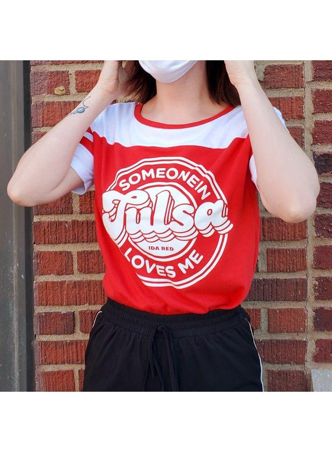 Someone In Tulsa Stadium Tshirt