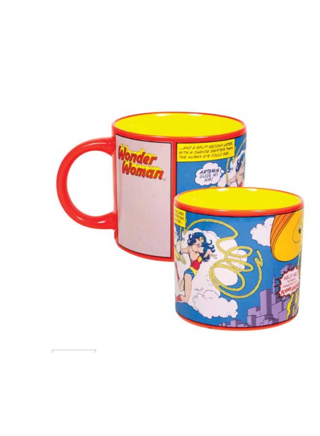 This Calls For Wonder Woman Mug