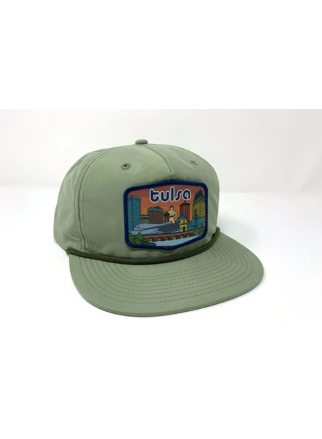 Tulsa Hat: Slate