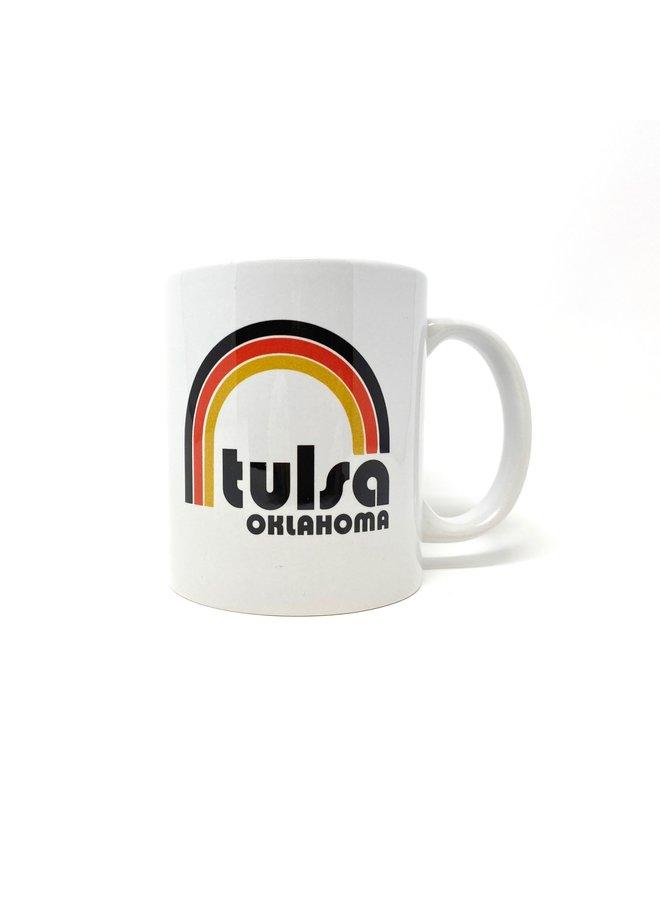 Tulsa Happy Days Mug