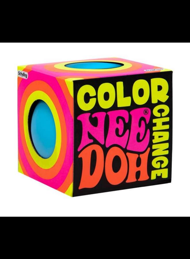 Color Change Nee Doh