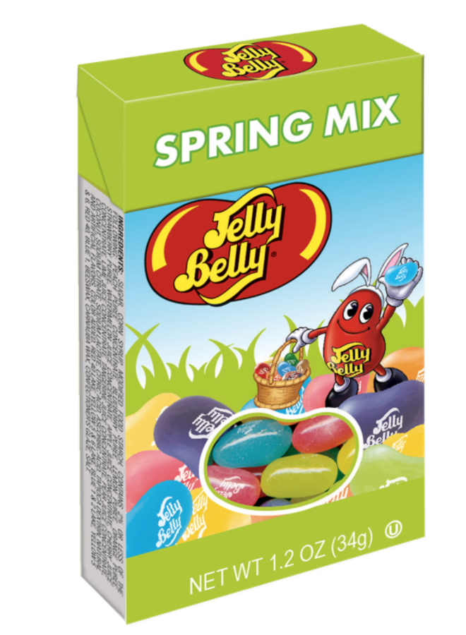 Jelly Belly Flip Top Box Spring Mix