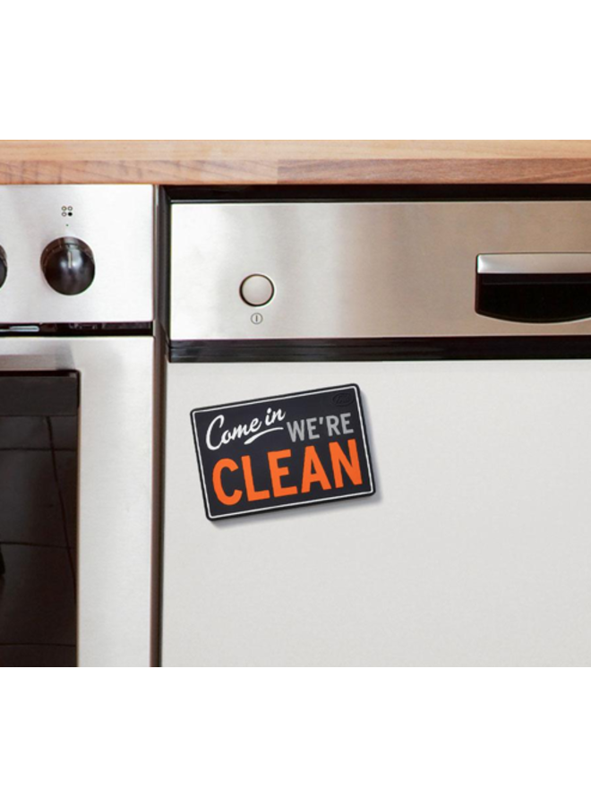 Come In Dishwasher Sign