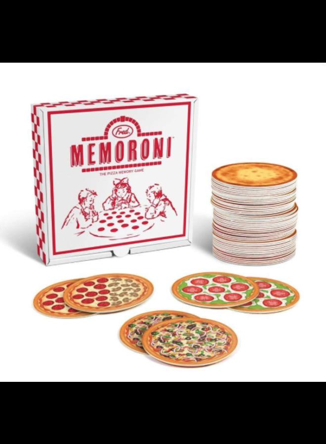 Memoroni Pizza Memory Game
