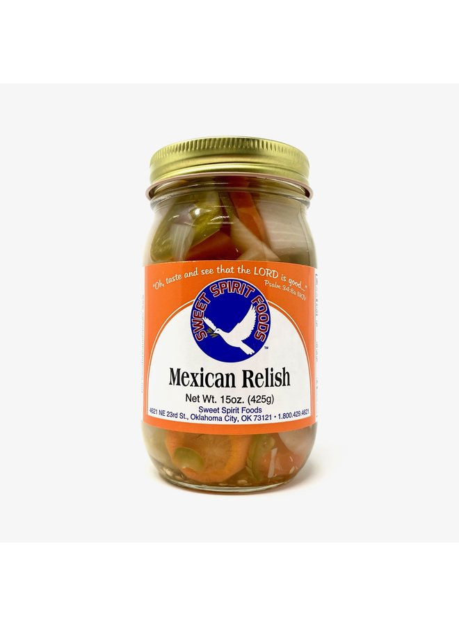 Mexican Relish