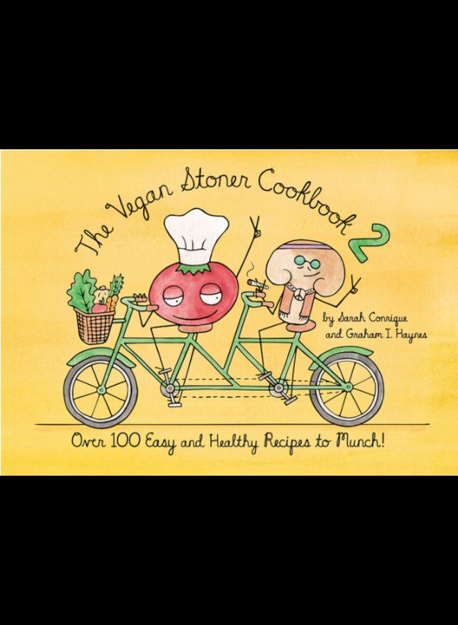 Vegan Stoner Cookbook 2