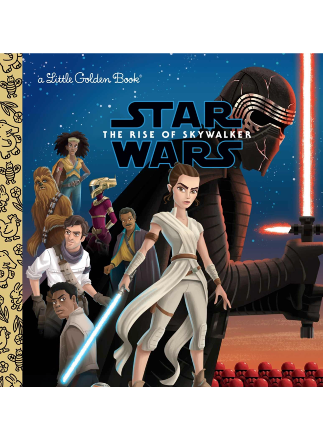 Star Wars The Rise Of Skywalker LGB