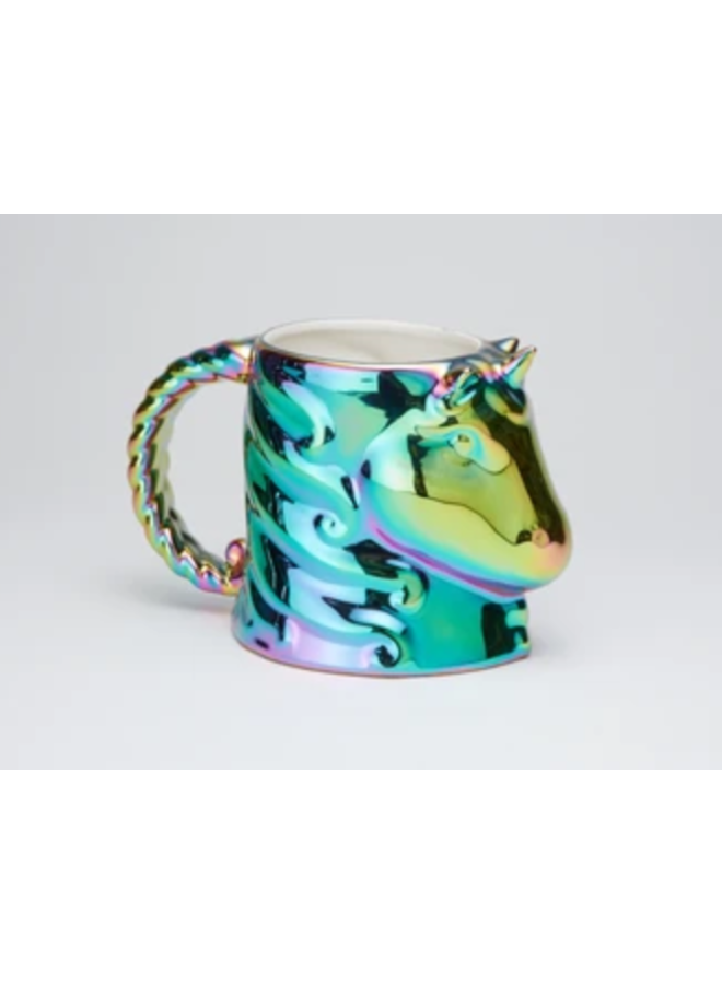 Iridescent Unicorn Mug