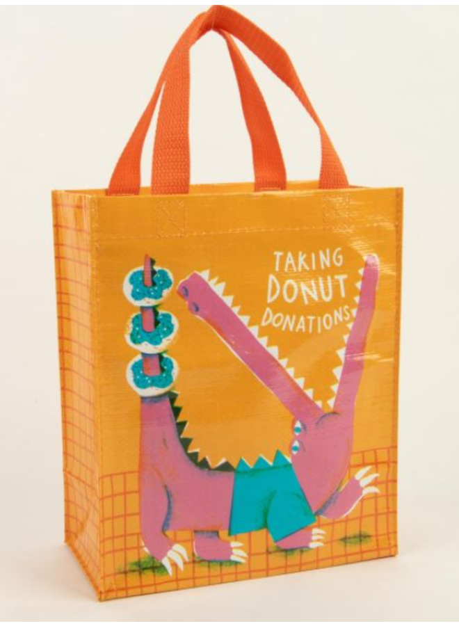 Donut Donation Handy Tote