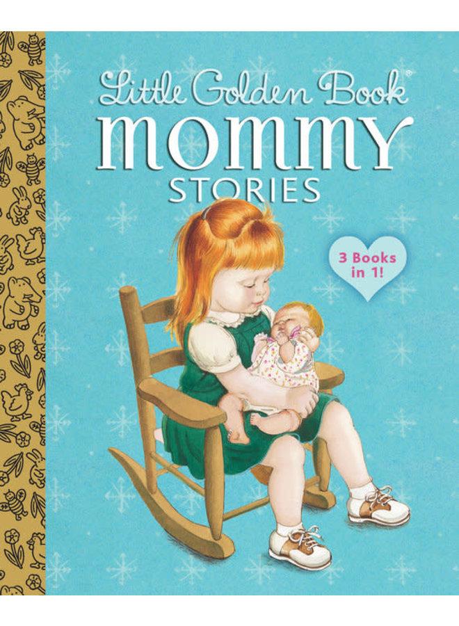 Mommy Stories Little Golden Book