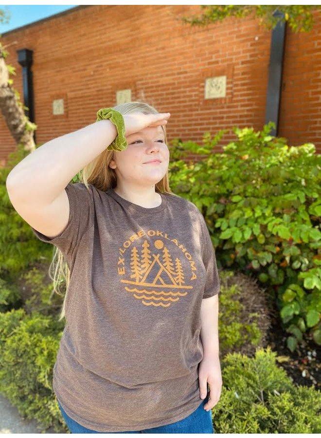 Explore Oklahoma Tshirt