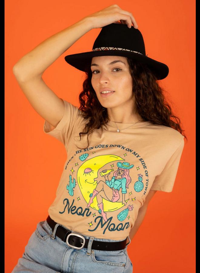 Neon Moon Tshirt