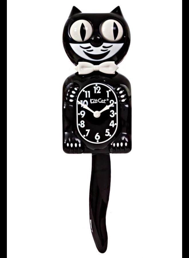Classic Black Kit-Cat Klock