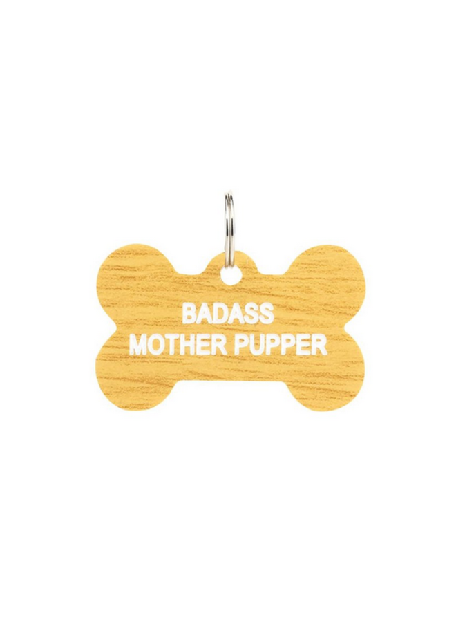 Badass Dog Tag