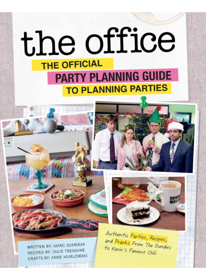 The Office Party Planning Guide