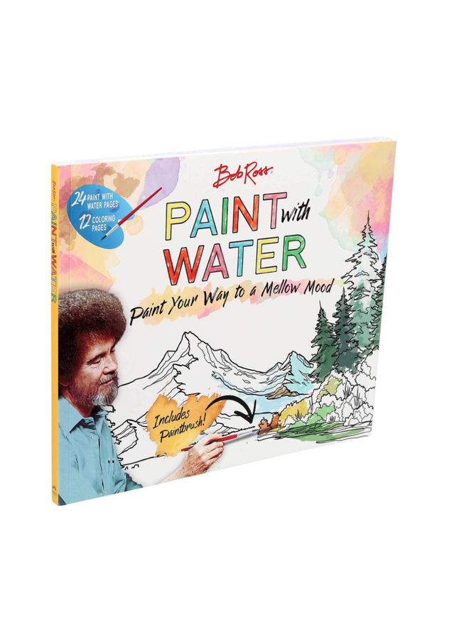 Bob Ross Paint With Water