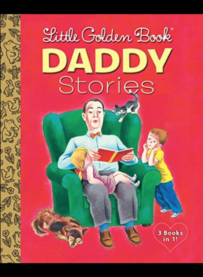 Daddy Stories Little Golden Book