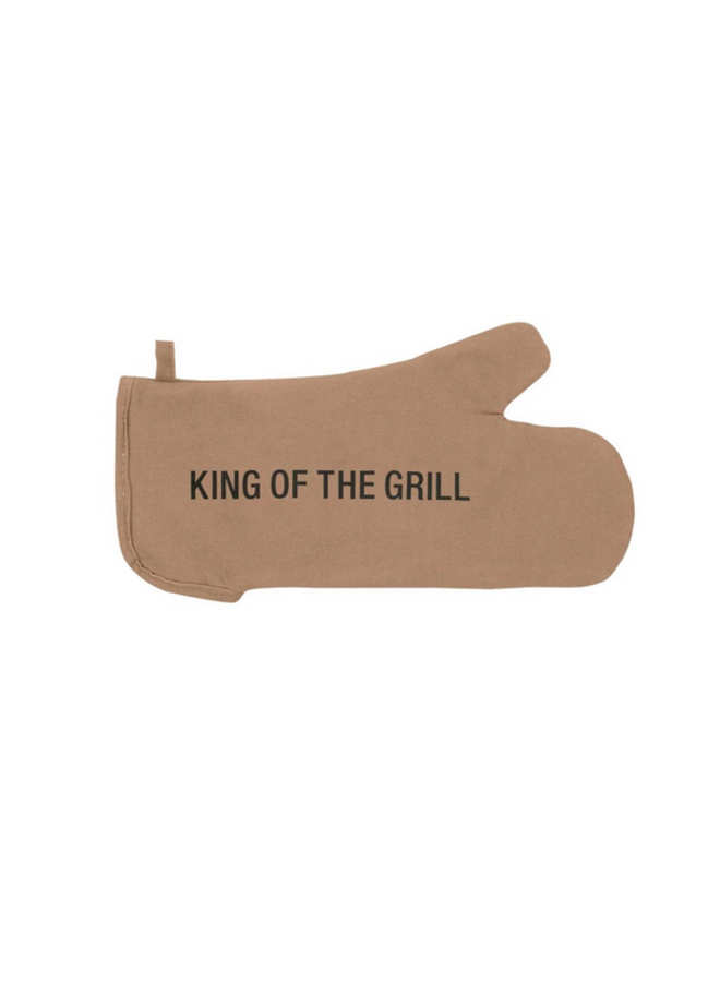 King of the Grill Mitt
