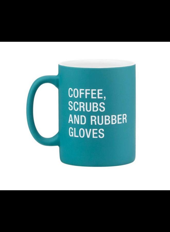 Coffee Scrubs Mug