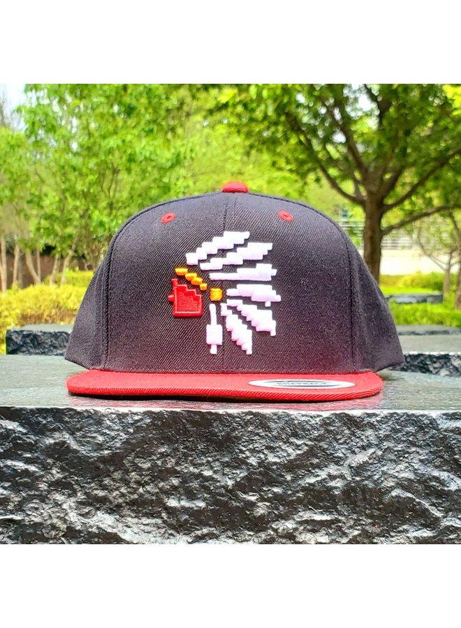 8bit Chief Snapback Hat