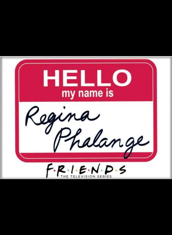 Friends Regina Phalange Magnet
