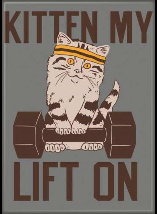 Kitten My Lift Magnet