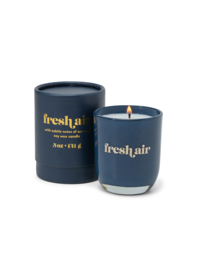 Petite 5 oz Candle: Fresh Air