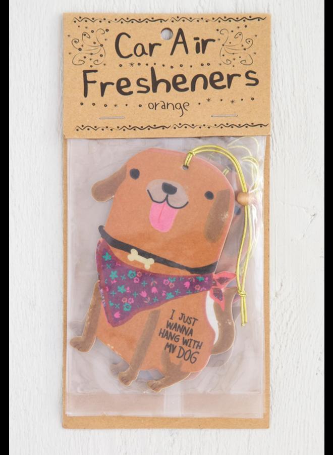 Dog Air Freshener