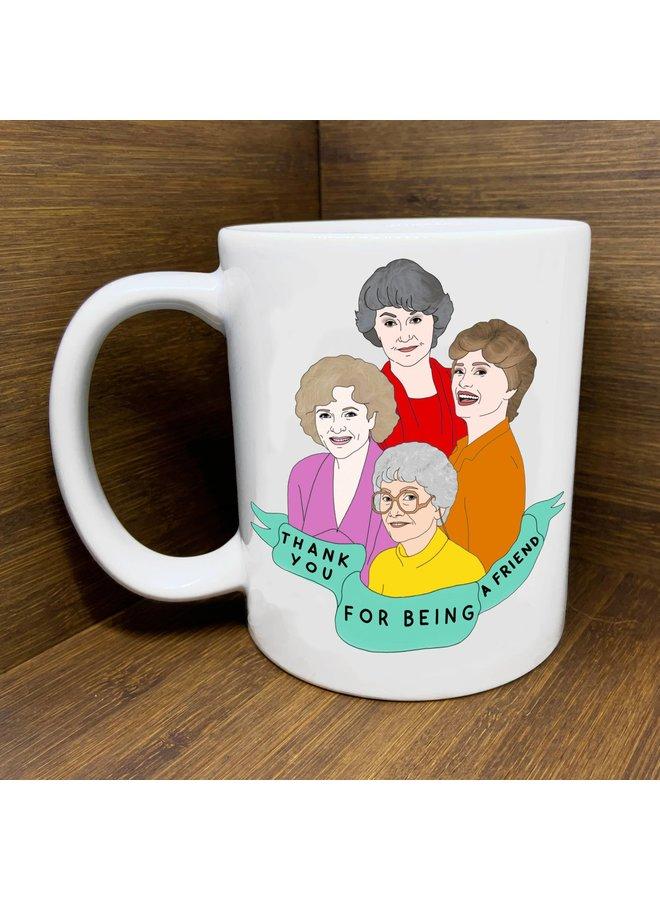 *BOLD* Golden Girls Mug