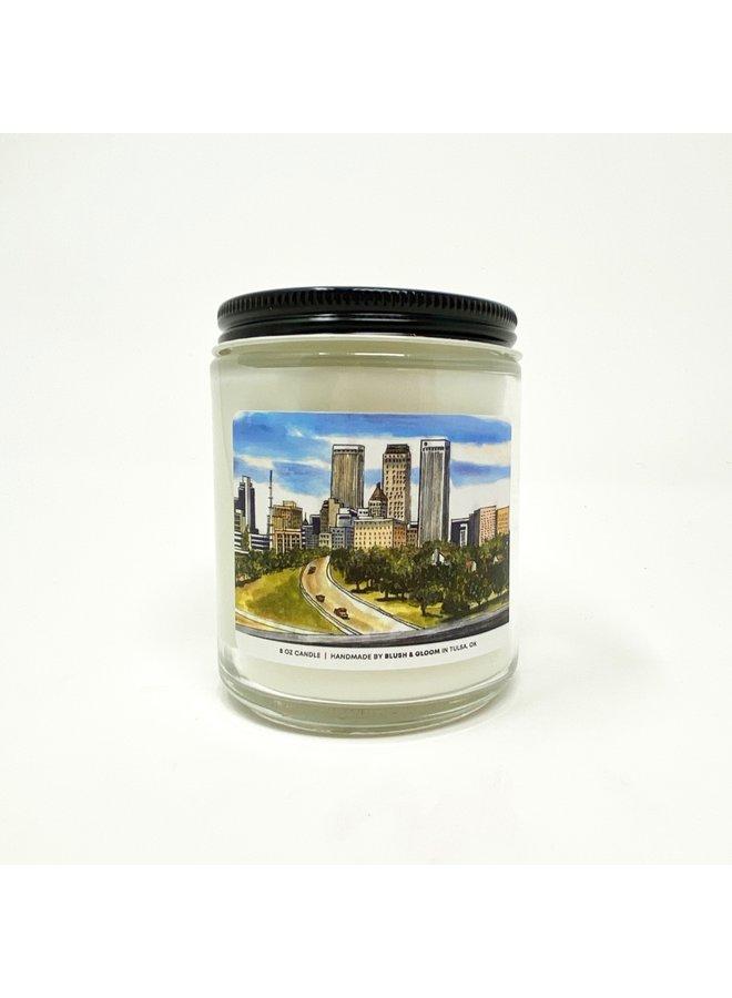 Skyline Candle 8oz