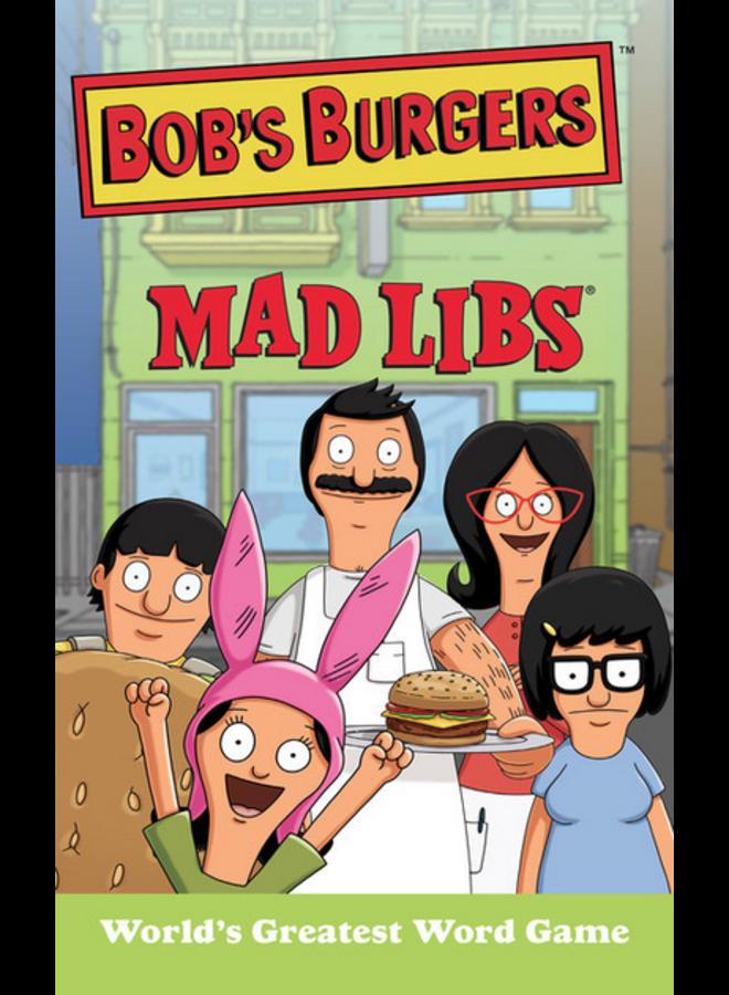 Bob's Burgers Mad Libs