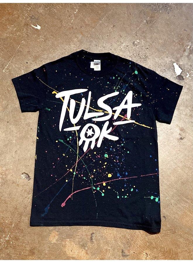 Splatter Tshirt