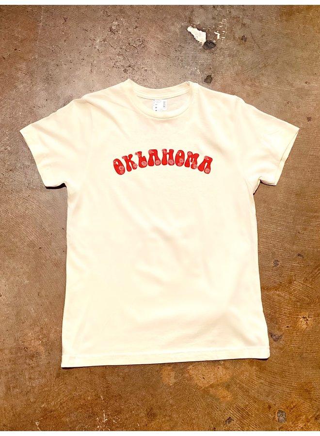 Oklahoma Flower Youth Tshirt