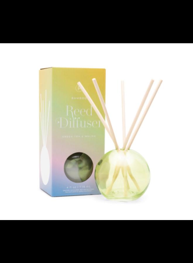 4 oz Diffuser Glass: Bamboo
