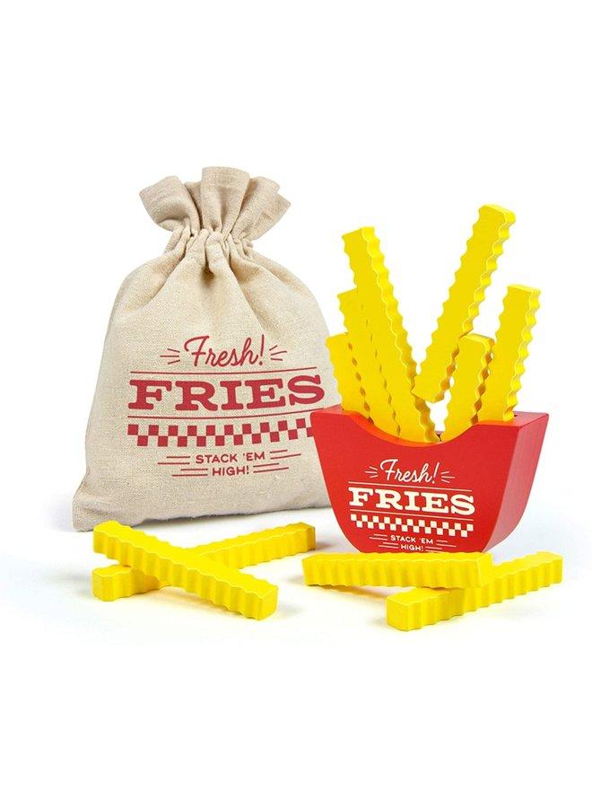 Fresh Fries Stacking Game