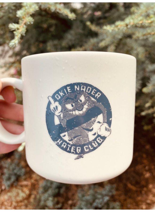 Okie Nader Hater Mug