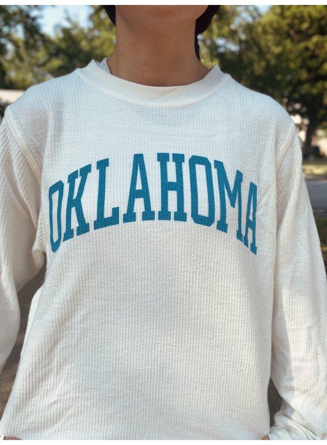 Oklahoma Corduroy Pullover