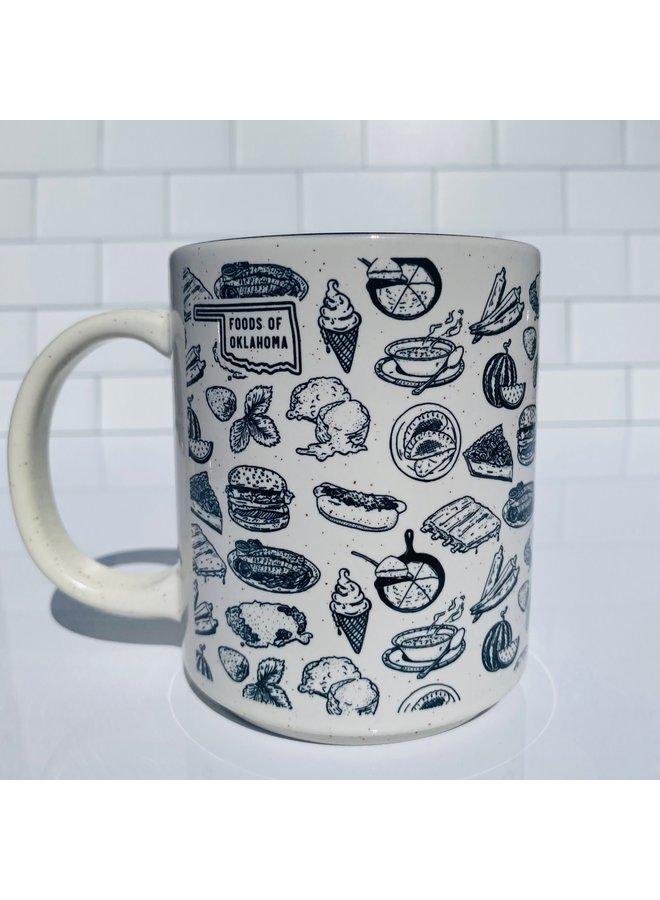 Foods Of Oklahoma Mug