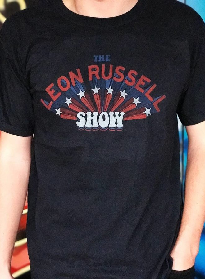 Leon Russell Show Tshirt